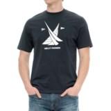 Helly Hansen Crew T-Shirt - Short Sleeve (For Men)