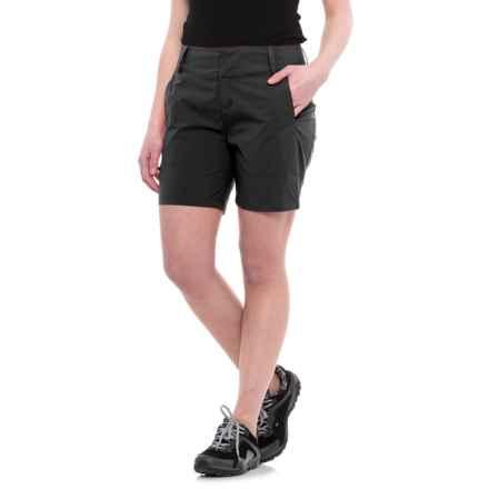Helly Hansen Crewline Shorts - UPF 30+ (For Women) in Ebony - Closeouts