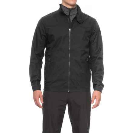 Helly Hansen Derry Jacket - Waterproof (For Men) in Black - Closeouts