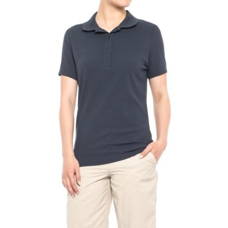 508804b6 Helly Hansen Dove Polo Shirt - Short Sleeve (For Women) in Navy