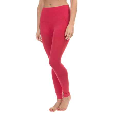 Helly Hansen Dry Elite 2.0 Base Layer Pants (For Women) in Pink Glow - Closeouts