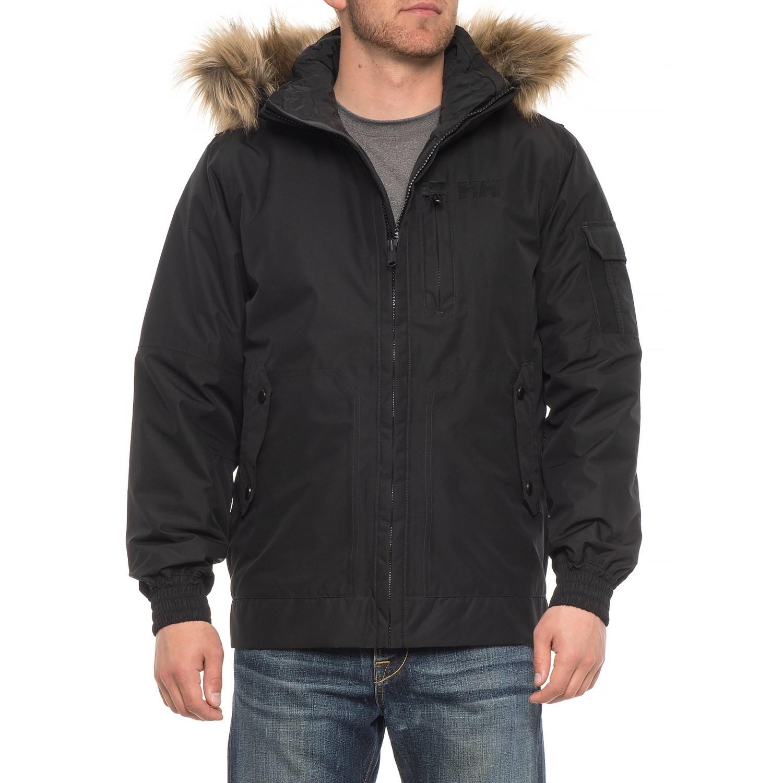 04e8e5e94 Helly Hansen Dubliner Bomber Jacket - Waterproof, Insulated (For Men)