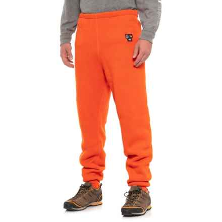 Helly Hansen Duluth Flame-Retardant Thermal Pants (For Men) in Orange - Closeouts