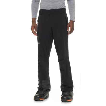 Helly Hansen Edge PrimaLoft® Ski Pants - Waterproof, Insulated (For Men) in Black - Closeouts