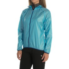 Helly Hansen Feather Jacket (For Women) in Bright Sky - Closeouts