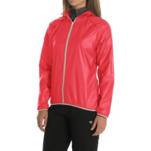 Helly Hansen Feather Jacket (For Women) in Coral - Closeouts