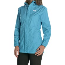 Helly Hansen Freya Jacket - Waterproof (For Women) in Bright Sky - Closeouts
