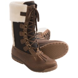 Helly Hansen Freyja 3 Winter Boots (For Women) in New Light Tan