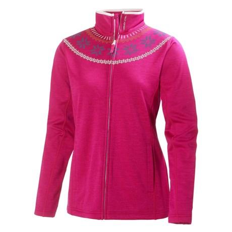Helly Hansen Graphic Fleece Jacket