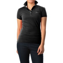 Helly Hansen HH Classic Polo Shirt - Short Sleeve (For Women) in Black - Closeouts