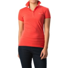 Helly Hansen HH Classic Polo Shirt - Short Sleeve (For Women) in Coral - Closeouts
