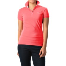 Helly Hansen HH Classic Polo Shirt - Short Sleeve (For Women) in Soft Pink - Closeouts