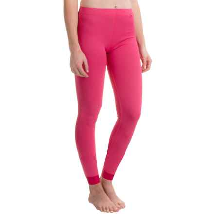 Helly Hansen HH Dry Base Layer Pants (For Women) in Magenta - Closeouts