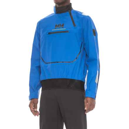 Helly Hansen HP Foil Smock Top Jacket - Waterproof (For Men) in Olympian Blue - Closeouts