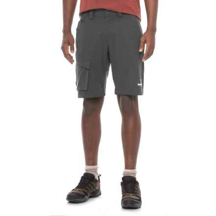 Helly Hansen HP Quick-Dry Shorts - UPF 50+ (For Men) in Ebony - Closeouts