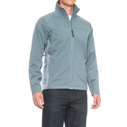 Helly Hansen HP Shore Jacket - Waterproof (For Men) in Blue Mirage - Closeouts