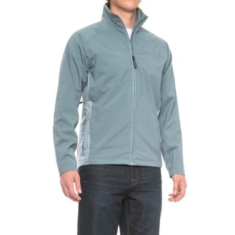Helly Hansen HP Shore Jacket - Waterproof (For Men) in Blue Mirage