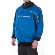 Helly Hansen Hydro Power Dry Top - Waterproof (For Men) in Water Blue - Closeouts