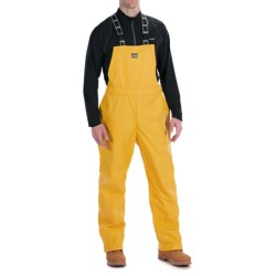 Helly Hansen Impertech II Bib Pants - Waterproof (For Men) in Light Yellow