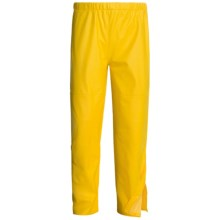 Helly Hansen Impertech Reinforced Pants - Waterproof (For Men) in Light Yellow - Closeouts