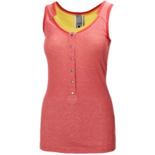Helly Hansen Jotun Supportive Tank Top (For Women) in Coral - Closeouts