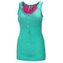 Helly Hansen Jotun Supportive Tank Top (For Women) in Sea Green - Closeouts
