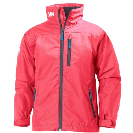 photo: Helly Hansen Jr Crew Jacket