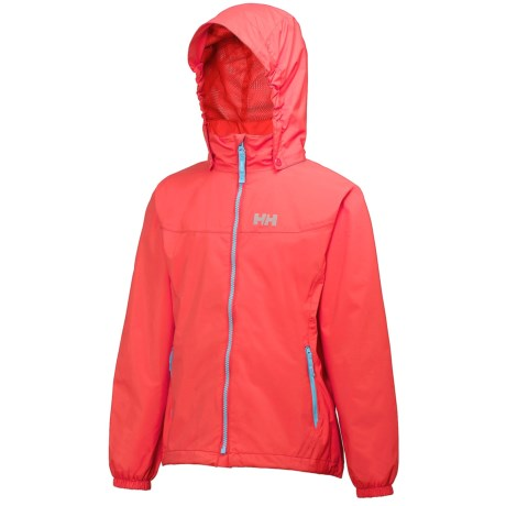 photo: Helly Hansen Kids' Freya Jacket