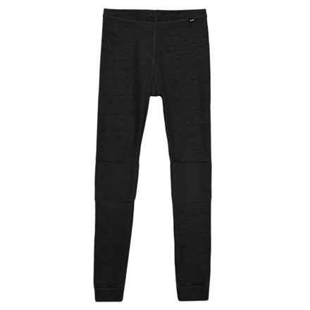 Helly Hansen Jr. LIFA® Base Layer Pants - Merino Wool (For Big Kids) in Black - Closeouts