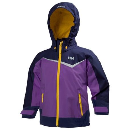 Helly Hansen K Shelter Jacket (For Little