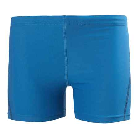 Helly Hansen K Summerfun UV Shorts - UPF 40+ (For Little Kids) in Racer Blue - Closeouts