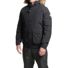 Helly Hansen Legacy Bomber Jacket - 550 Fill Power (For Men) in Black - Closeouts