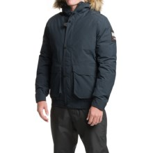 Helly Hansen Legacy Bomber Jacket - 550 Fill Power (For Men) in Navy - Closeouts