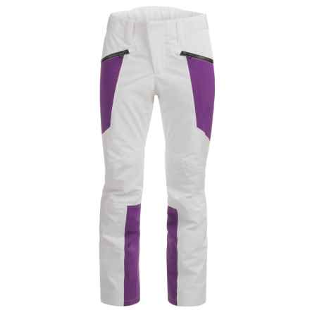 Helly Hansen Legendary Lux PrimaLoft® Pants - Waterproof, Insulated (For Women) in Sunburned Purple - Closeouts