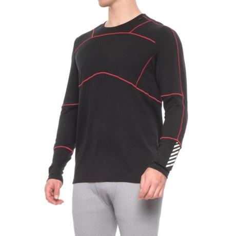 Helly Hansen LIFA Base Layer Top - Merino Wool Long Sleeve (For Men)