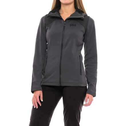 Helly Hansen LIFA® Flow Jacket (For Women) in Ebony - Closeouts