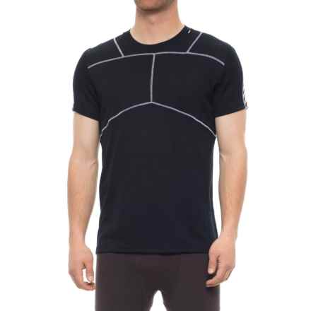 Helly Hansen LIFA® T-Shirt - Short Sleeve (For Men) in 597 Navy Marine - Closeouts