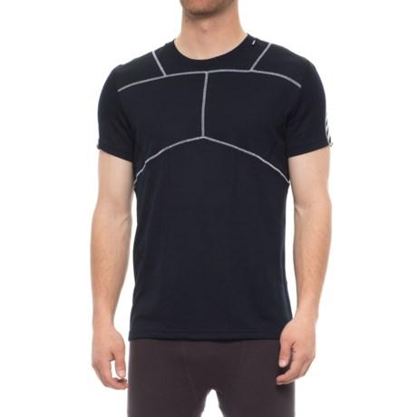 Helly Hansen LIFA® T-Shirt - Short Sleeve (For Men) in 597 Navy Marine