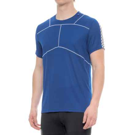 Helly Hansen LIFA® T-Shirt - Short Sleeve (For Men) in Olympian Blue - Closeouts