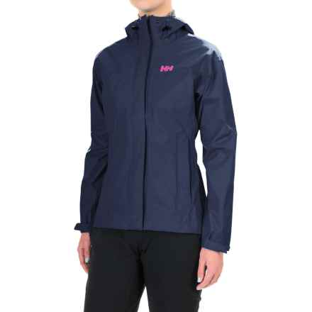 Helly Hansen Loke Helly Tech® Jacket - Waterproof (For Women) in Flower Print - Closeouts
