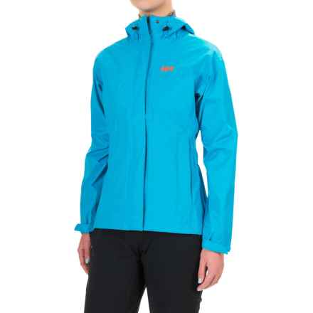 Helly Hansen Loke Helly Tech® Jacket - Waterproof (For Women) in Winter Aqua - Closeouts