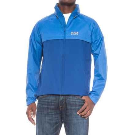 Helly Hansen Loke Kaos Jacket - Waterproof (For Men) in Olympian Blue/Sodalite Blue - Closeouts