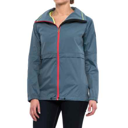 Helly Hansen Loke Kaos Jacket - Waterproof (For Women) in Blue Mirage - Closeouts