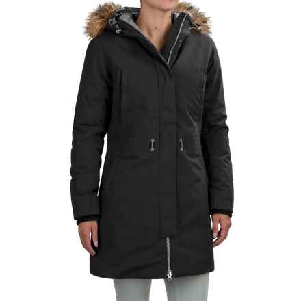 Helly Hansen Lunar PrimaLoft® Parka - Insulated (For Women) in Black - Closeouts