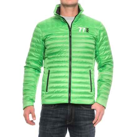 Helly Hansen Marstrand PrimaLoft® Jacket - Insulated (For Men) in Paris Green - Closeouts