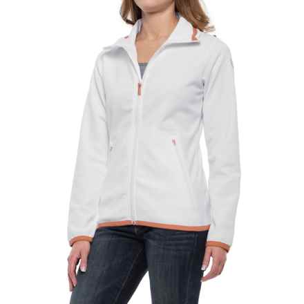 Helly Hansen Naiad Fleece Jacket (For Women) in White - Closeouts
