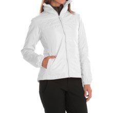 Helly Hansen Naiad Insulator PrimaLoft® Jacket (For Women) in Off White - Closeouts