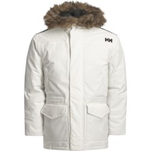 Helly Hansen Norse Down Parka - Waterproof, 800+ Fill Power (For Men) in White - Closeouts