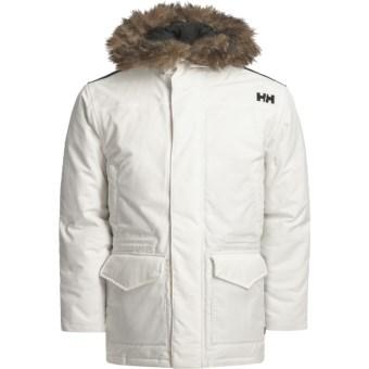 Helly Hansen Norse Down Parka - Waterproof, 800+ Fill Power (For Men) in White