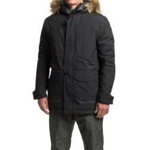 Helly Hansen Novo Down Parka - Waterproof, 600 Fill Power (For Men) in Black - Closeouts